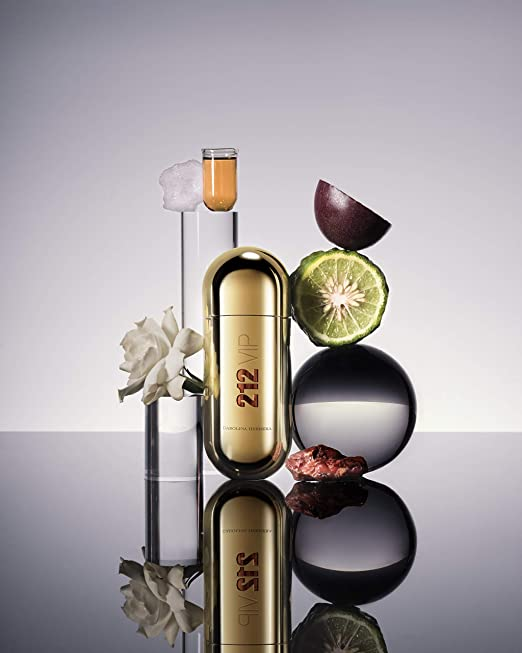 Carolina Herrera 212 VIP Women Eau de Parfum Spray, 2.7 Ounce