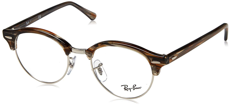 dcf220550d Ray-Ban Full Rim Phantos Unisex Spectacle Frame - (0RX4246V574949