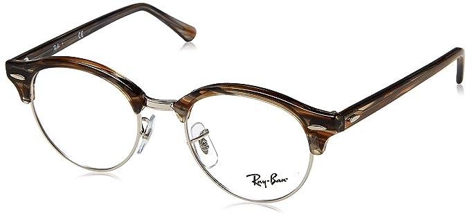 02d55f9375 Ray-Ban Unisex Adults  0RX 4246V 5749 47 Optical Frames