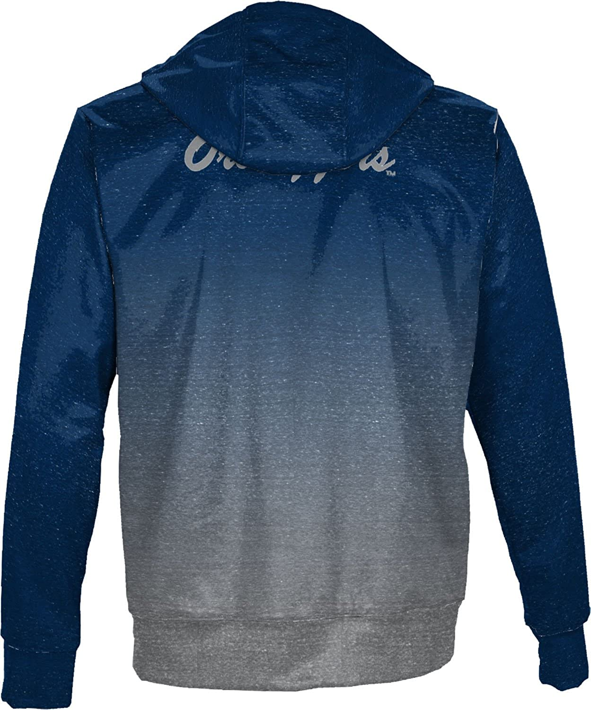Men/'s Colorado School of Mines University Ombre Hoodie Sweatshirt Apparel