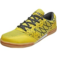 Zigaro Unisex Yellow Badminton Shoes 8