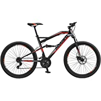 Hercules Roadeo A250 26T 21 Speed Premium Geared Cycle(Pitch Black)