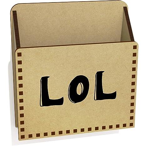 LOL LH00017411 - Soporte para cartas (madera): Amazon.es ...