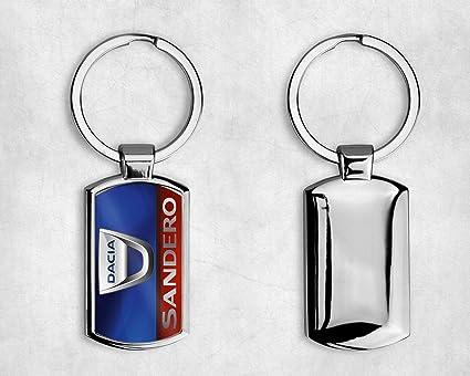 T20 DESIGNS Dacia Llavero de Metal - Todos los Modelos ...