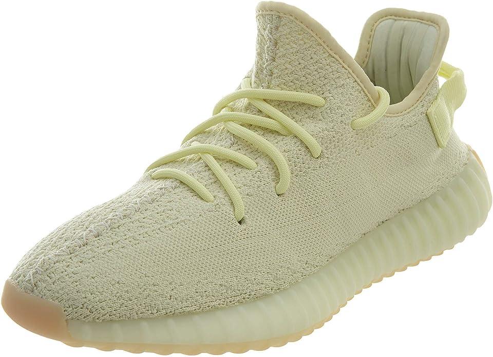 adidas Yeezy Boost 350 V2 Sneakers Herren Damen Unisex Gelb