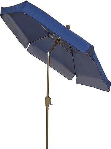 FiberBuilt Umbrellas Garden Umbrella