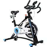 L NOW Indoor Cycling Bike Smooth Belt Driven (Model D600)