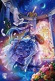 300ピース ジグソーパズル 光るジグソーパズル アテナ(26x38cm)