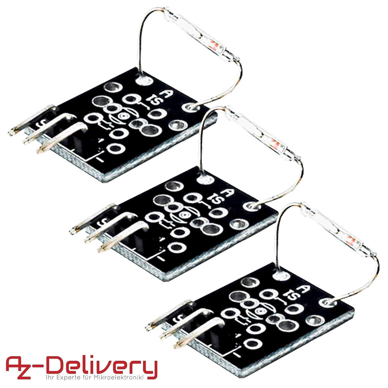 lot de 10 Clw1004 Induction magn/étique commutateur /électromagn/étique pour Arduino Cylewet 10/pcs Reed commutateur normalement ouvert N//O