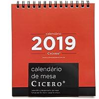 Calendário de Mesa, Cicero, 6108, Multicolorido