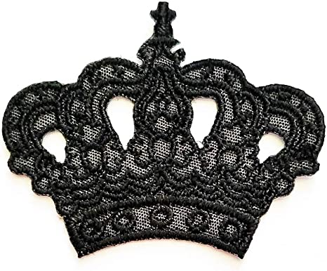 Amazon Com Pp Patch Mini Black Crown Princess Queen Cartoon Patch For Cartoon Kids Patch Ideal For Adorning Your Clothes Jeans Hats Bags Jackets Shirts Or Gift Set Arts Crafts Sewing Download cartoon crown 3d model for 3ds max, maya, cinema 4d, lightwave, softimage, blender and other 3d modeling and animation software. amazon com