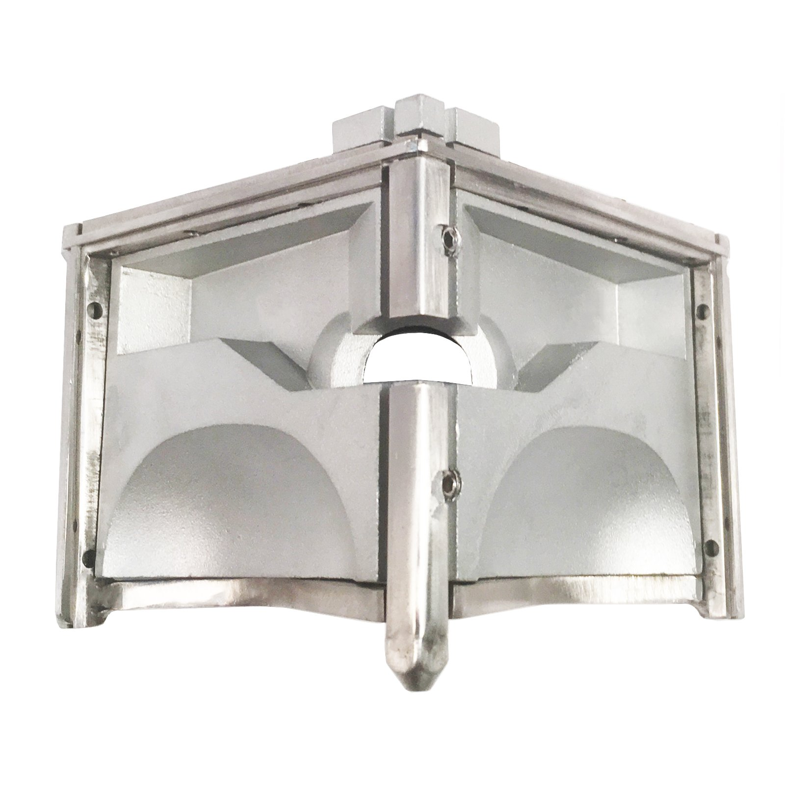 Platinum 3'' Angle Head Corner Glazer w/ 36-62'' Extendable Aluminum Handle by Platinum Drywall Tools