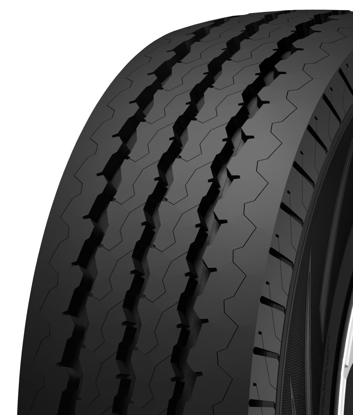 NANKANG G698894 165 80 R14 R - f/c/72 dB - Transport Tire 49983