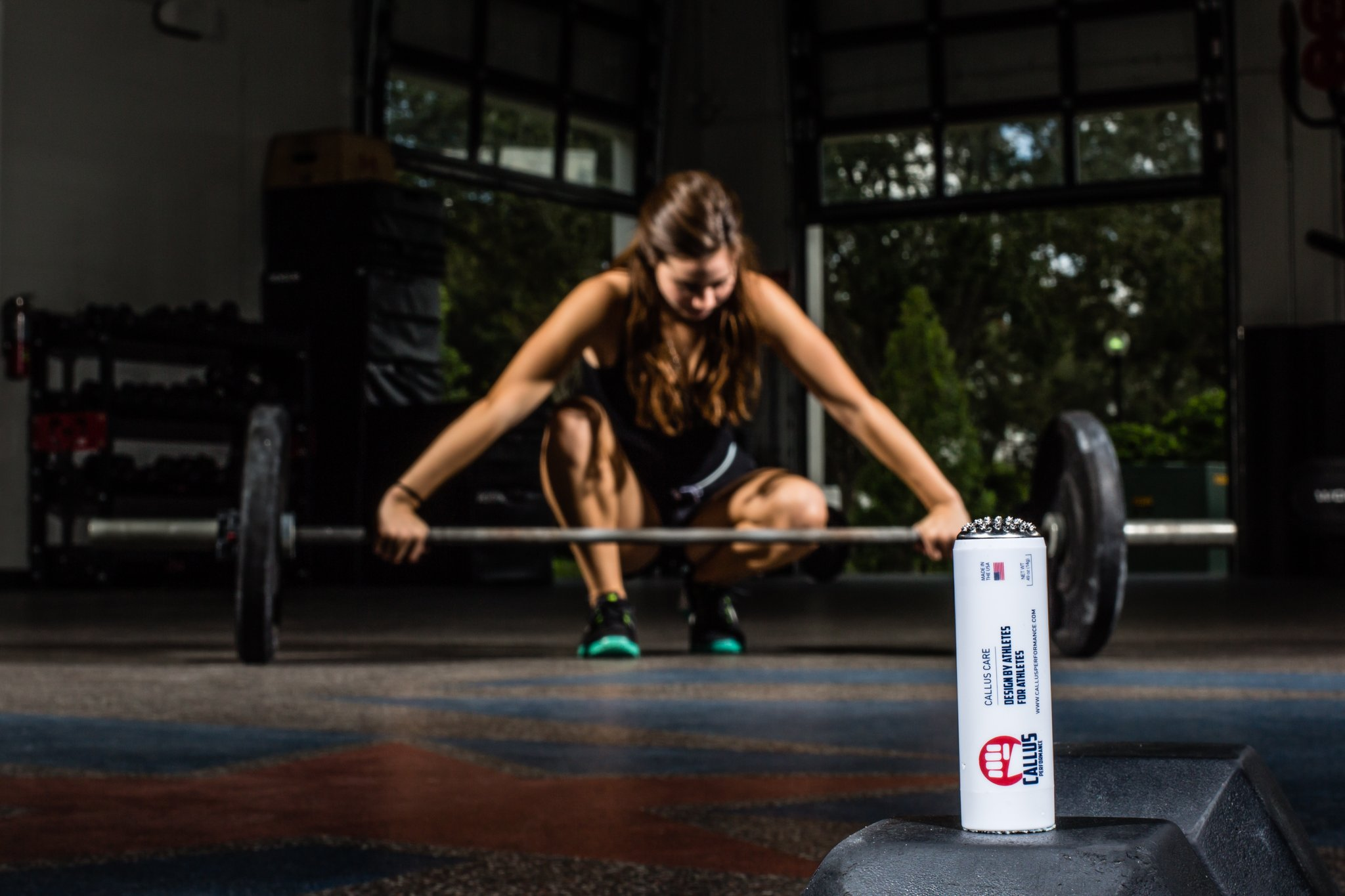 Callus Performance - The Ultimate Callus Remover for Crossfit Athletes and high Friction Hand use. l Remove unwanted Calluses I Prevents Ripping and Tearing of Hands I