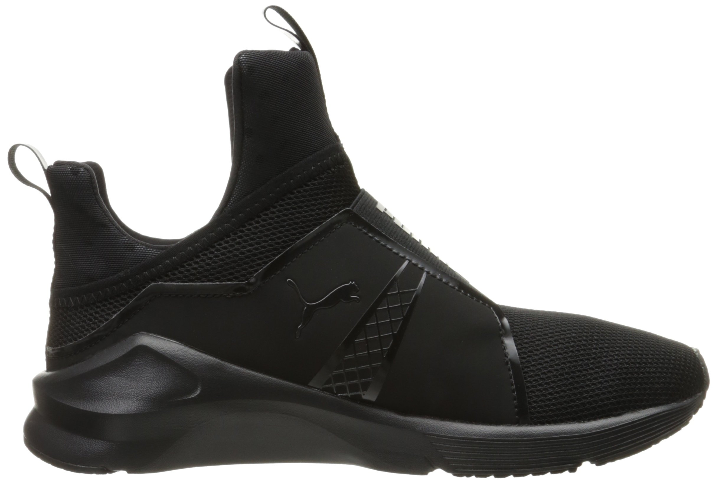 PUMA Women's Fierce Core Cross-Trainer Shoe, Black Black, 9 M US by PUMA (Image #7)
