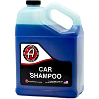 $38 » Adam's Car Wash Shampoo -pH Neutral Soap Formula for Safe, Spot Free Cleaning - Thick,…