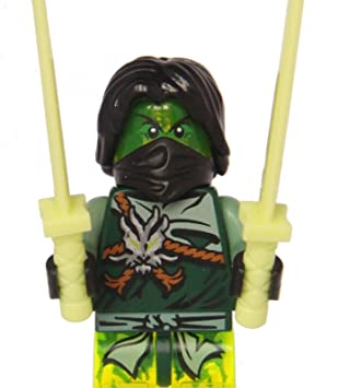 Lego Ninjago Morro Ghost With Dual Swords From 70734
