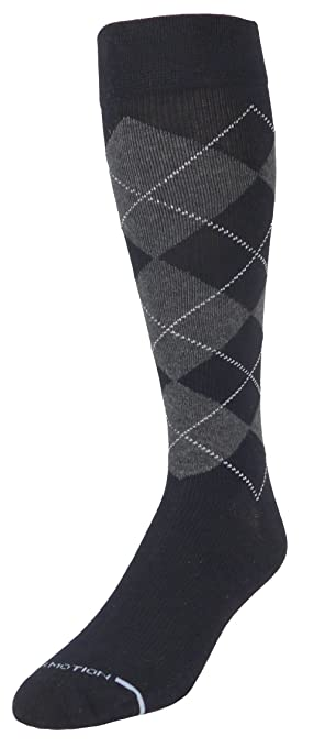 3fa37e597 Image Unavailable. Image not available for. Color  Men s Dr Motion  Graduated Compression Therapeutic Socks 10-13 (Argyle ...