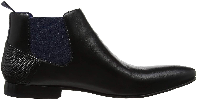 Ted Boots Baker Herren Lowpez Chelsea Boots Ted Schwarz (Black Blk) 2dc1ad