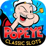 POPEYE Slots Free Slots Games - Classic Cartoon Las Vegas Casino Slots with 777 Progressive Jackpots - Lucky Old Downtown Vegas Slots with Freespins and Bonus Rounds