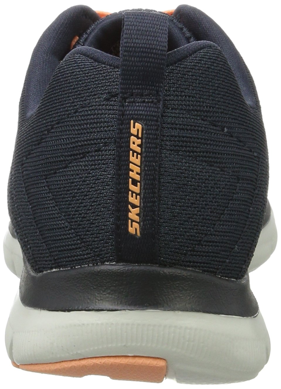 Skechers Damen Flex Appeal 2.0-Break Free Outdoor Running Trainers mit aus Schnürung und Gepolsterter Einlegesohle aus mit Air Cooled Memory Foam Grau (Char) 1069a1