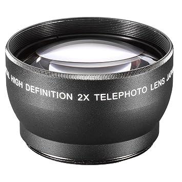 Amazoncom Lightdow High Definition 58mm Filter Thread 22x