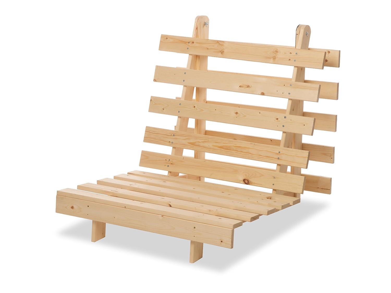 Wooden futon frame adorable sofa organic futon mattress with wooden frame futon all wood futon - Ikea futon frame ...