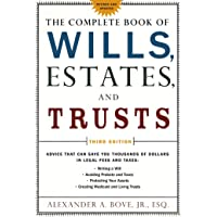 Image for The Complete Book of Wills, Estates & Trusts, Third Edition