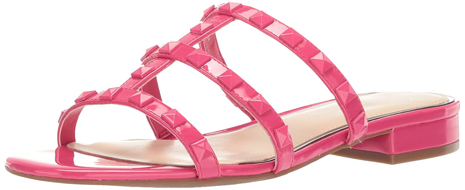 Perfectly Pink Jessica Simpson Womens Caira Flat Sandal