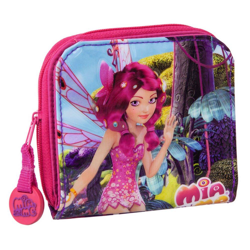MIA & ME Wallet/Coin Pouch, 10 cm, Purple Joumma Bags 2168251