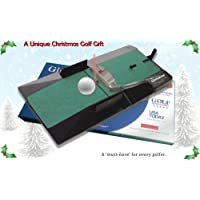 A Great Christmas Golf Gift. Independently Rated As The' Best Putting Aid On The Market'. Our Putting Trainer Eliminates Golf's 'KILLER' Fault . . And . . Teaches The Technique Used By Both TIGER WOODS And JASON DAY (the Tour's No.1 Putter). Give Your Golfer The Gift Of A Great Putting Stroke. It Will Last A Lifetime.