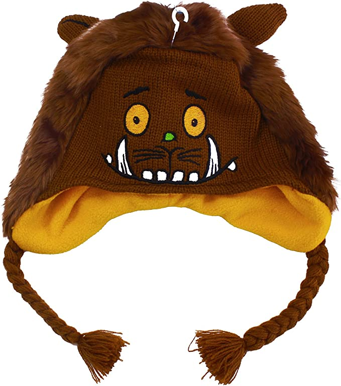 The Gruffalo - Gorro - para niño multicolor marrón: Amazon.es: Ropa y accesorios