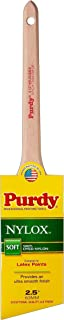 product image for Purdy 144080225 Nylox Series Dale Angular Trim Paint Brush, 2-1/2 inch