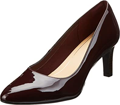 halcón costo Mancha  Clarks Calla Rose, Zapatos de Tacón para Mujer: Amazon.es: Zapatos y  complementos