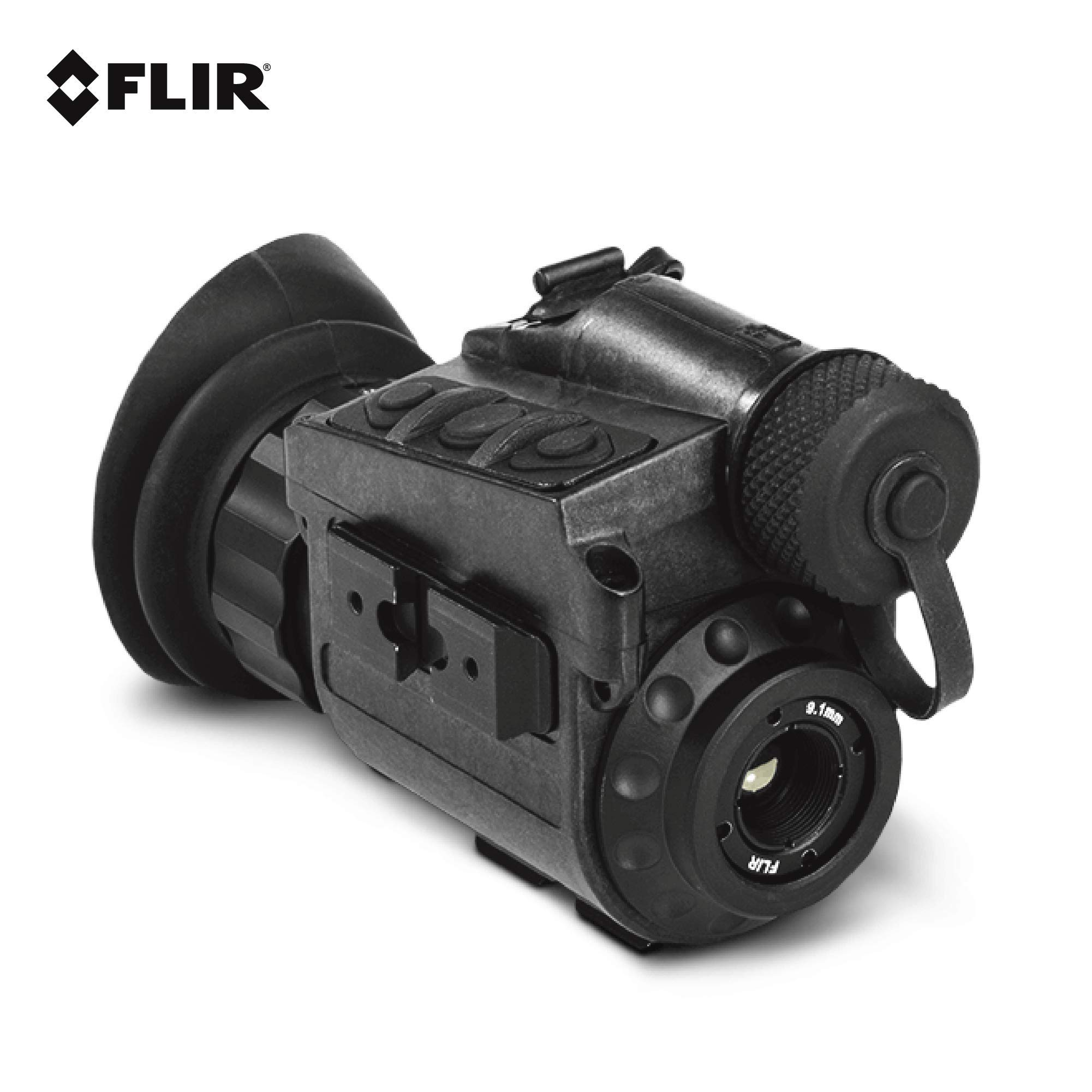 FLIR Breach PTQ136 Multi-Purpose Thermal Monocular by FLIR