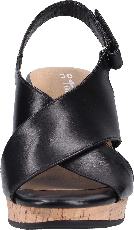 Tamaris 1-28364-22 Sandales Mode Femme Noir
