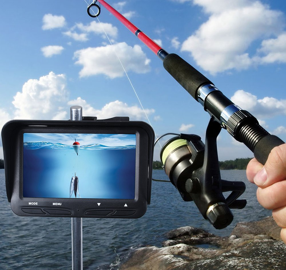 The 5 best underwater fishing camera in 2018 for Best underwater fishing camera