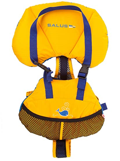 Amazon Com Salus Bijoux Baby Vest Yellow Sports Outdoors