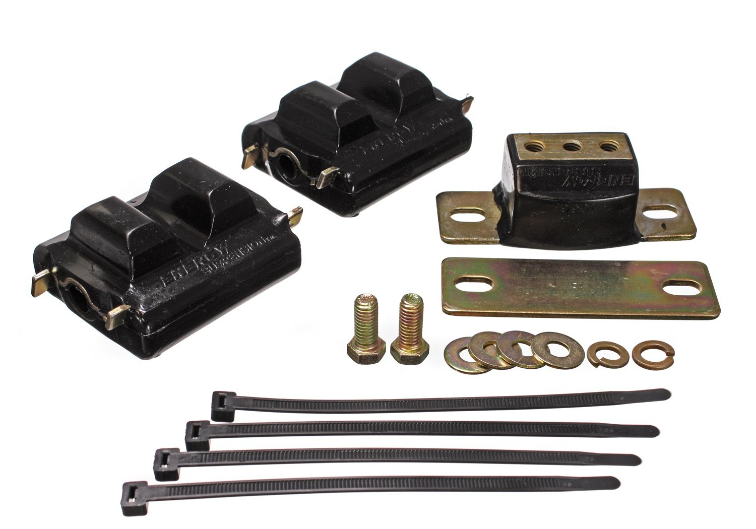 Energy Suspension 3.1130G COMPLETE ENGINE and TRANS MNT SET