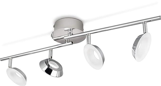 Philips Mackinaw - Lámpara de techo, foco LED para techo y ...