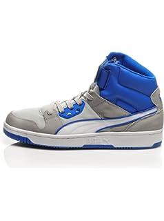 Puma Homme Enzo Street Formateurs Chaussures de course Navy/DkBleu 46