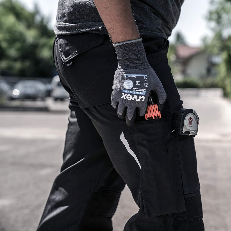 Uvex Synexxo Pantalones Cargo de Seguridad para Hombre