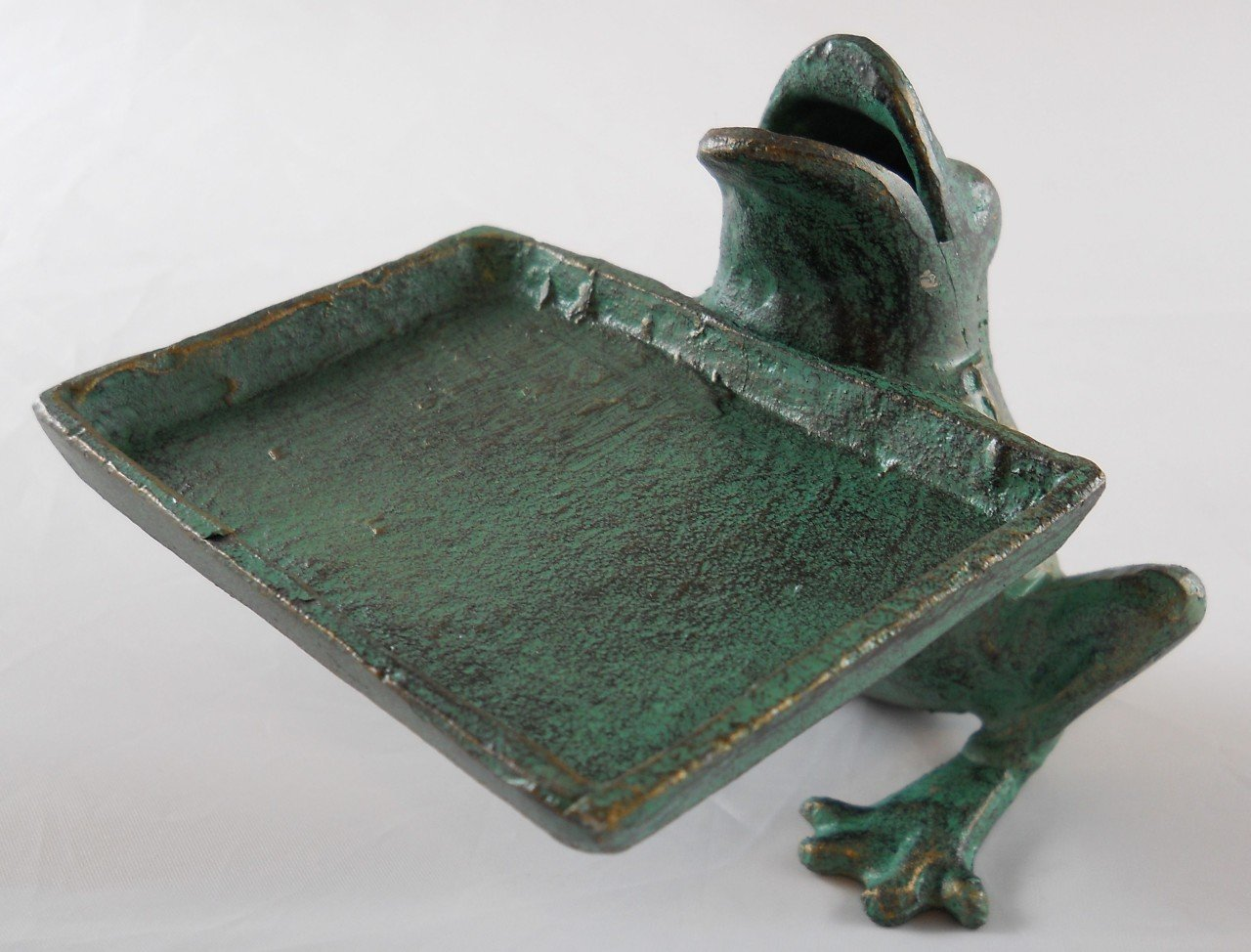 Amazon.com : Iron Frog Business Card Holder : Office Products