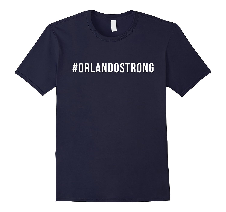 Be strong Orlando  LGBT- Gay Pride T Shirt-BN