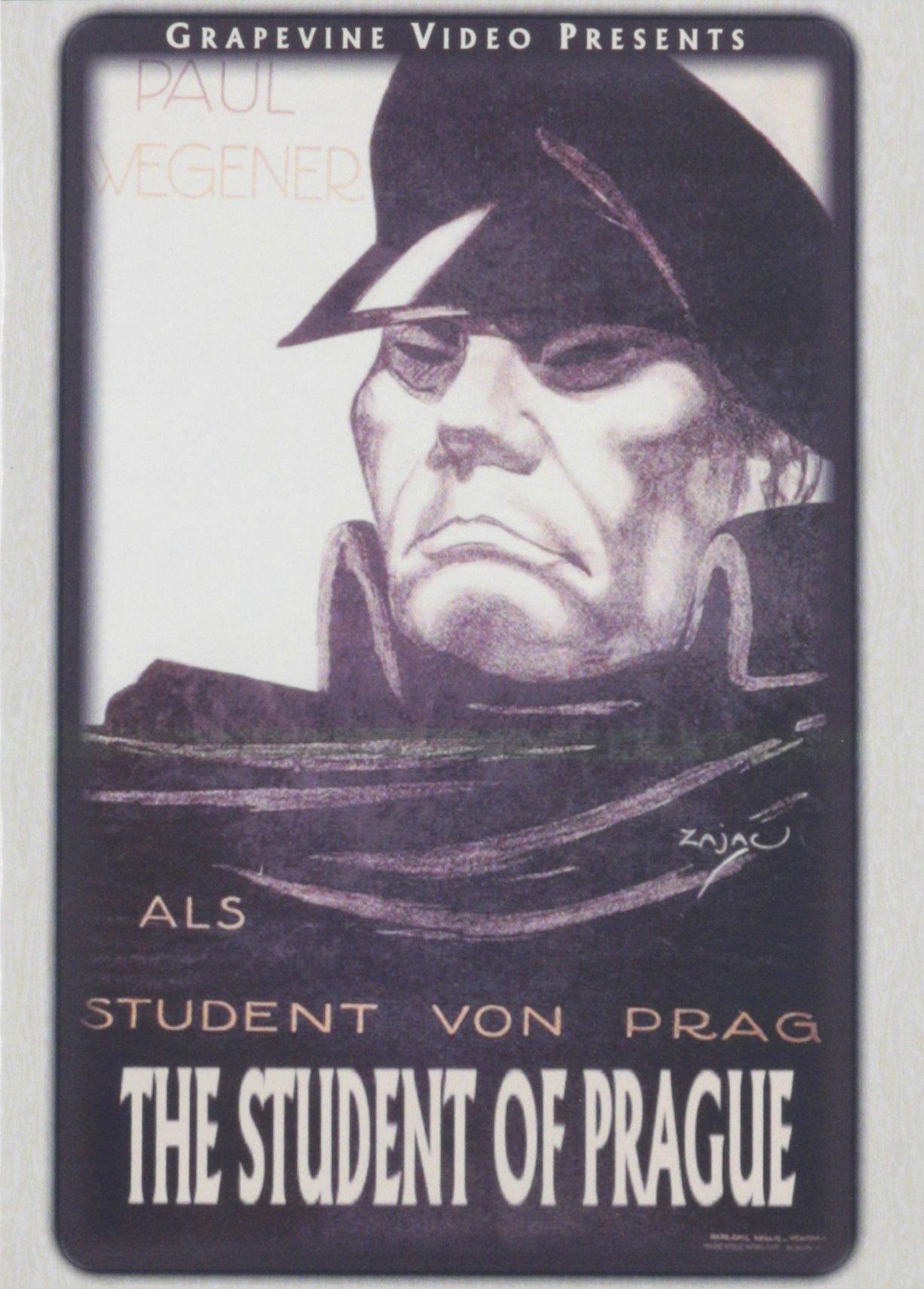 DVD : The Student Of Prague (Silent Movie)