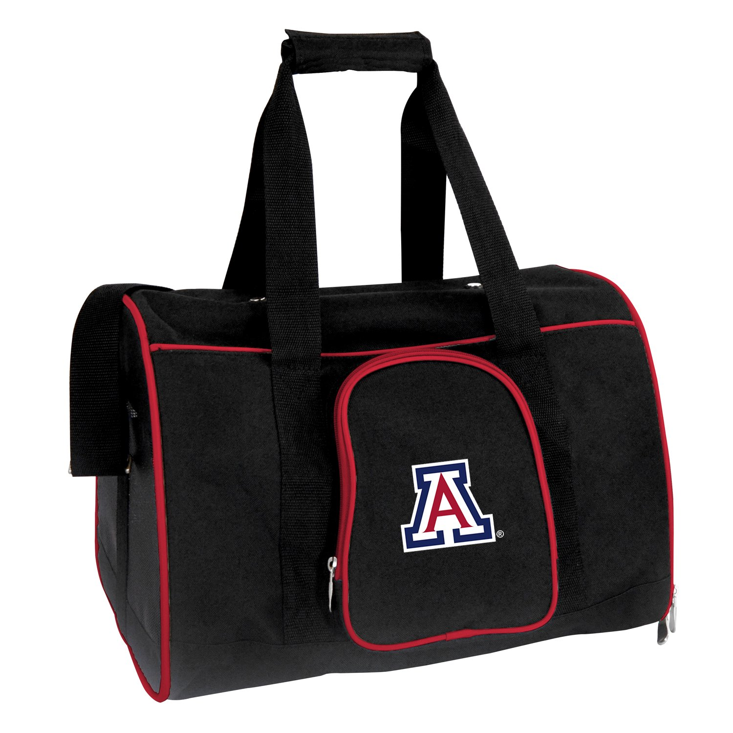 Denco NCAA Arizona Wildcats Premium Pet Carrier