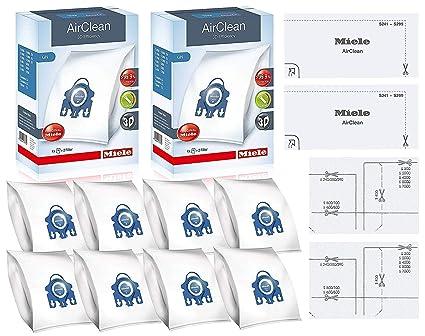 Amazon.com: Miele Tipo G/N Airclean - Bolsas de filtro: Home ...