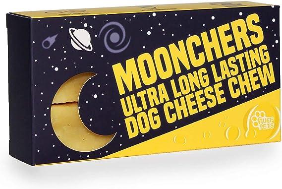 Huesos masticables para perros Moonchers naturales y ...