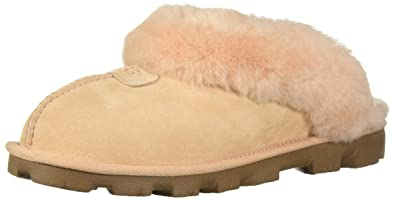 93f7b9077995 UGG Women s W Coquette Slipper Amber Light 5 ...