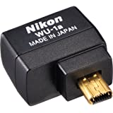 Nikon WU-1a Wireless Mobile Adapter 27081  for Nikon Df, Nikon 1 S2, COOLPIX P530, D3300, COOLPIX P7800, COOLPIX P330, COOLPIX A, D7100, COOLPIX P520, D5200, D3200 Refurbished